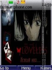 Loveless es el tema de pantalla