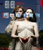 Twilight Breaking Dawn theme screenshot