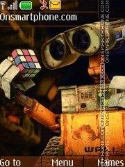 Скриншот темы WALL-E