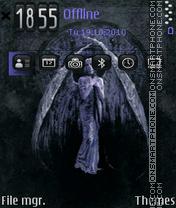 Angel 27 Theme-Screenshot