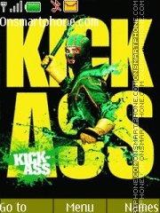 Kick Ass theme screenshot
