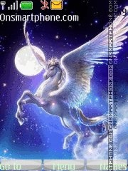 Скриншот темы Pegasus
