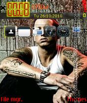 Eminem Replase theme screenshot