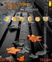 Autumn v3 Theme-Screenshot