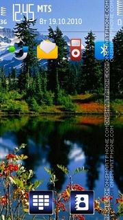 Scenery 02 theme screenshot