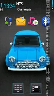 Grunge Mini Theme-Screenshot