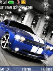Dodge Challenger Theme-Screenshot