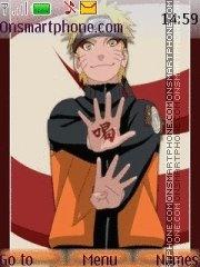 Uzumaki Naruto theme screenshot