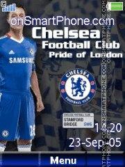 Chelsea Fc 2010-2011 es el tema de pantalla