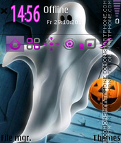 Ghost 02 theme screenshot