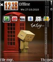 Miss u 02 theme screenshot