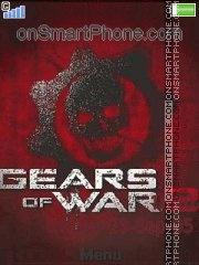 Gearsof of War2 theme screenshot