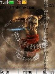 Prince Of Persia 2030 es el tema de pantalla
