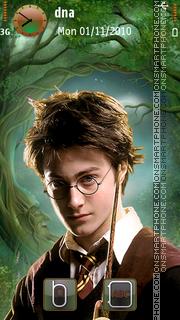 Harry Potter v5 tema screenshot