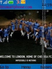 ChelseaFC theme theme screenshot