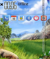 Picture 01 theme screenshot