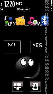 Like Me tema screenshot