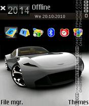 Aston Martin DV1 es el tema de pantalla