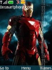 Iron Man 2 tema screenshot