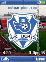 FC Volga NN K850 Theme-Screenshot
