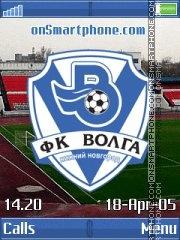 FC Volga NN K790 Theme-Screenshot