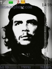 Che Guevara 05 theme screenshot