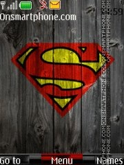 Superman 04 theme screenshot