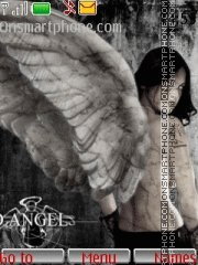 Angel theme screenshot