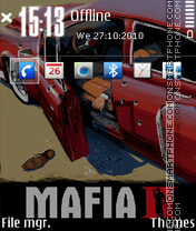 MafiaII v2 theme screenshot