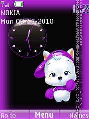 Small animal theme screenshot