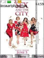 Sex and the city 08 es el tema de pantalla