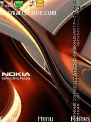 Nokia With Tone 02 theme screenshot