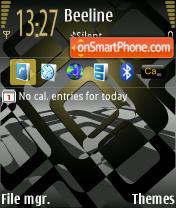 Full Forms theme screenshot