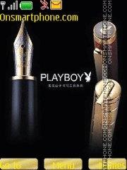 Playboy 14 theme screenshot