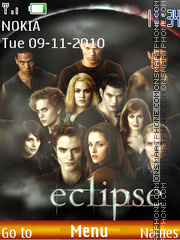 Twilight Eclipse 06 Theme-Screenshot