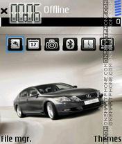 Lexus gs300 theme screenshot