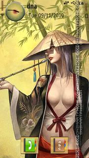 Sexy Girl v5 theme screenshot
