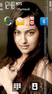 Sonakshi theme screenshot