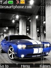 Dodge Challenger 10 theme screenshot