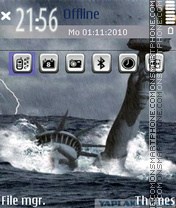 America 03 theme screenshot