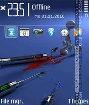 Injection es el tema de pantalla