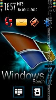 Windows7 07 theme screenshot