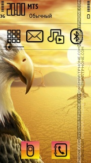 Eagle 09 theme screenshot