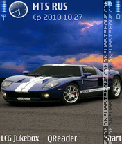 Ford-GThr theme screenshot