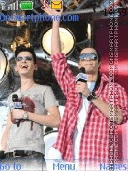 Bill and tom Kaulitz es el tema de pantalla