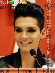Bill Kaulitz tema screenshot