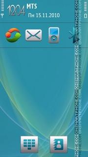Ultimate Light theme screenshot