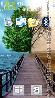 The Differ theme screenshot