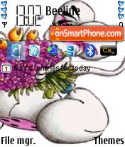 Diddlf theme screenshot