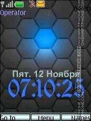 Gray exclusive theme screenshot